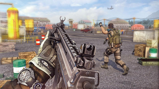 FPS Encounter Shooting 2020: New Shooting Games screenshot 6