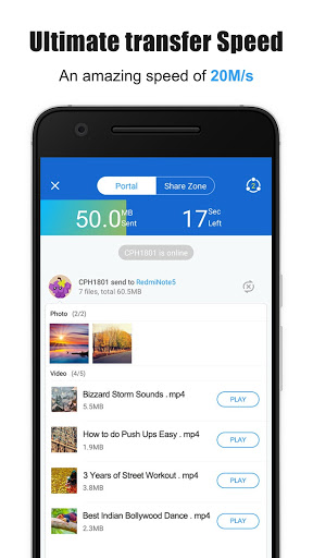 SHAREit - Transfer & Share screenshot 3