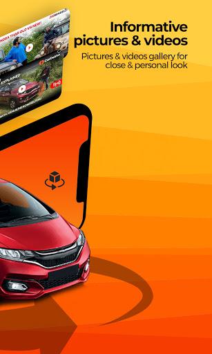 CarDekho: Buy/Sell New & Second-Hand Cars, Prices 7 تصوير الشاشة