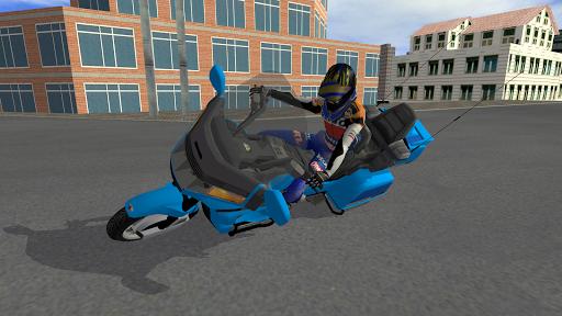 Fast Motorcycle Driver Extreme 6 تصوير الشاشة