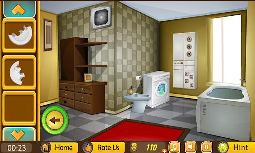 101 لعبة جديدة مجانا الهروب غرفة - مغامرة الغموض 4 تصوير الشاشة