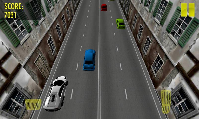 Traffic Racer 4 تصوير الشاشة