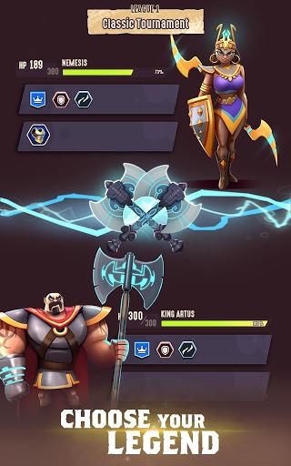Triumph of Legends screenshot 8