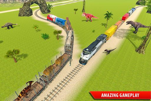 Train Simulator 2021: Rescue Dinosaur Transport screenshot 11