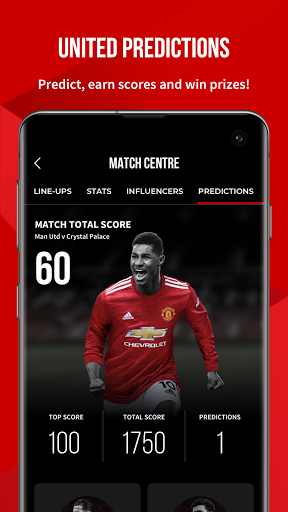 Manchester United Official App screenshot 3