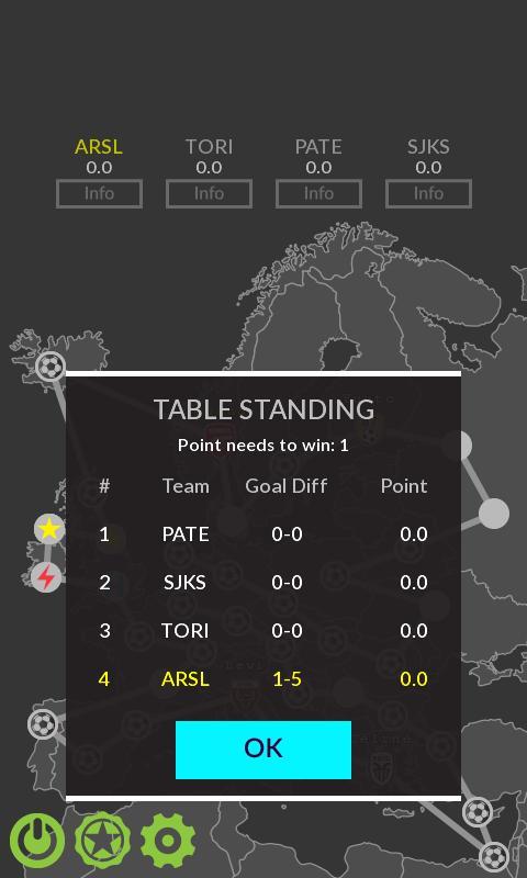 Football Tour Chess 3 تصوير الشاشة