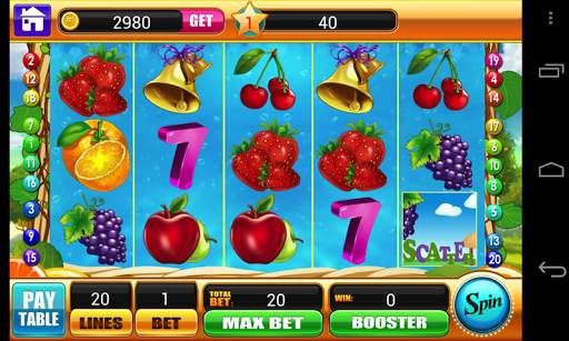 Classic 777 Fruit Slots -Vegas Casino Slot Machine screenshot 1