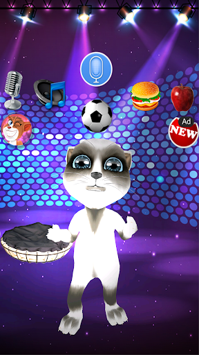 Real Talking Cat screenshot 1
