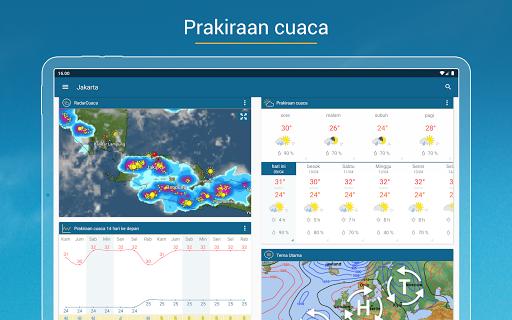 Cuaca & Radar screenshot 10