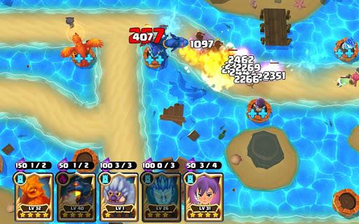 Beast Quest Ultimate Heroes 9 تصوير الشاشة