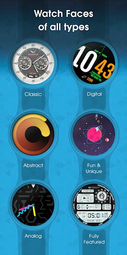 Facer Watch Faces screenshot 5