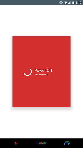 Material Power Menu 4 تصوير الشاشة