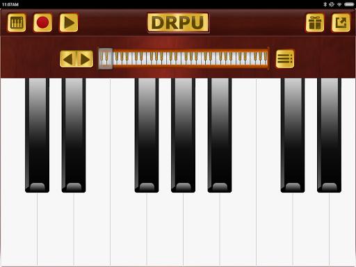 Piano Keyboard Classic Music 15 تصوير الشاشة