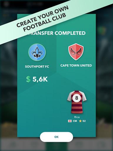 World Football Manager 13 تصوير الشاشة