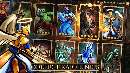 Heroes Magic War screenshot 5