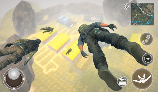 Free Survival Battleground: Fire Battle Royale screenshot 9