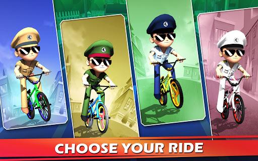 Little Singham Cycle Race screenshot 23