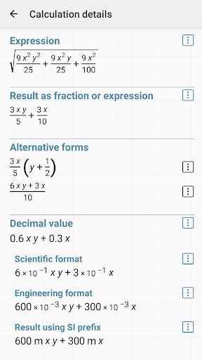 HiPER Scientific Calculator screenshot 6