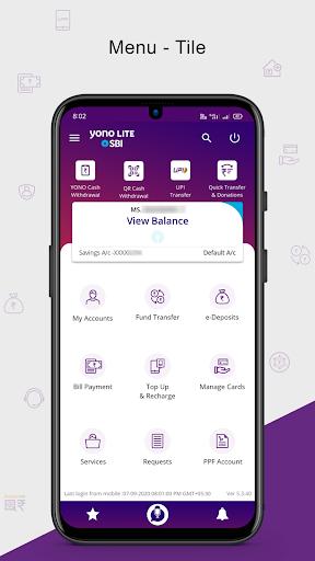 Yono Lite SBI - Mobile Banking screenshot 4
