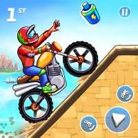 Aksi Balap Sepeda Motor Game Baru: Permainan Balap on 9Apps