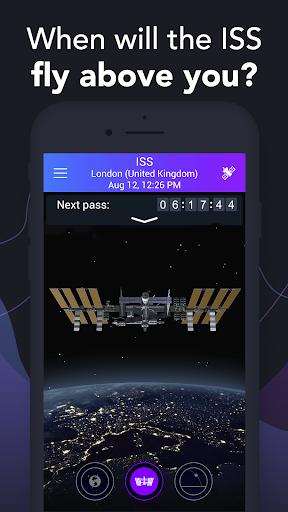 Satellite Tracker by Star Walk screenshot 3