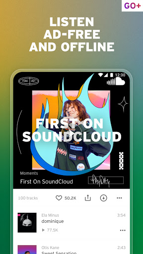 SoundCloud - Play Music, Podcasts & New Songs स्क्रीनशॉट 5
