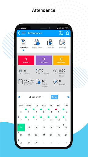 ZingHR screenshot 5