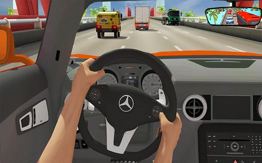 Traffic Highway Car Racer screenshot 18