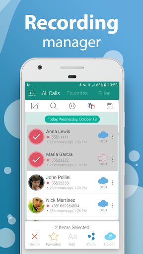 Perekam Panggilan - Call Recorder screenshot 4