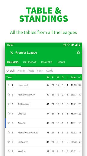SKORES - Live Football Scores screenshot 5