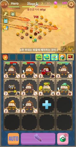 Merge Attack : Attack on Legion 6 تصوير الشاشة