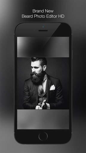 Beard Photo Editor Studio screenshot 1