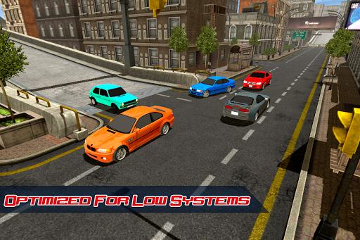 Car Driving Simulator in City screenshot 3