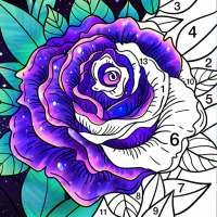 Coloring Book - Color by Number & Paint by Number on 9Apps