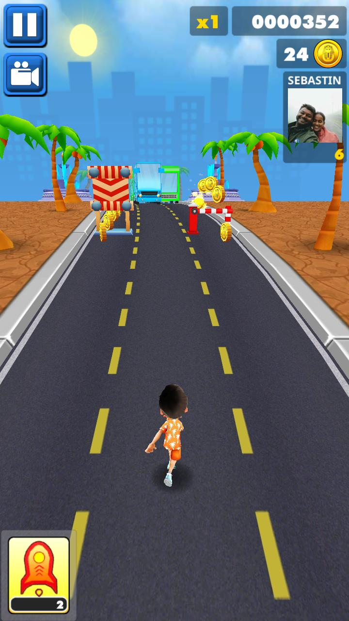 Subway Surf : Run with Friends screenshot 6