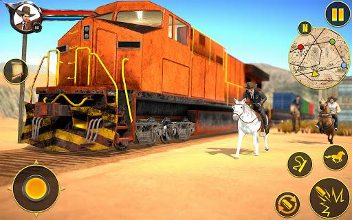 Cowboy Horse Riding Simulation screenshot 2