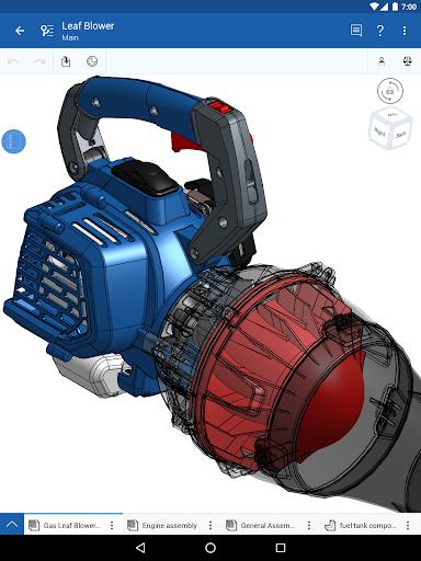 Onshape 3D CAD screenshot 6