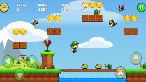 Super Bob's World : Free Run Game 6 تصوير الشاشة