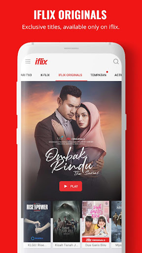 iflix - Movies & TV Series स्क्रीनशॉट 3