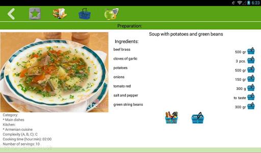 Soup recipes 6 تصوير الشاشة