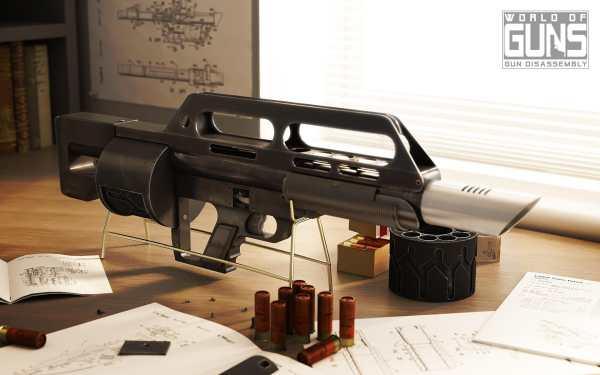 World of Guns: Gun Disassembly скриншот 13