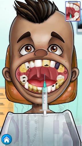 Dentist games screenshot 7