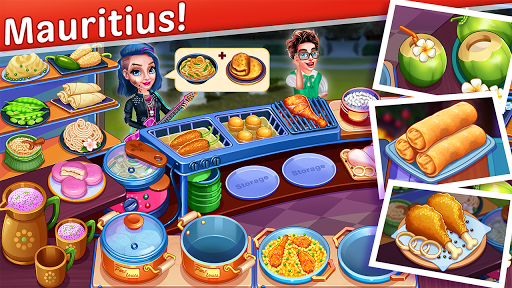 Cooking Express : Food Fever Cooking Chef Games 13 تصوير الشاشة