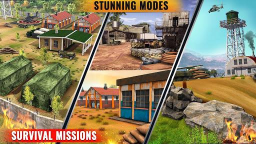 FPS Commando Anti Terrorist Strike Shooting Games 3 تصوير الشاشة