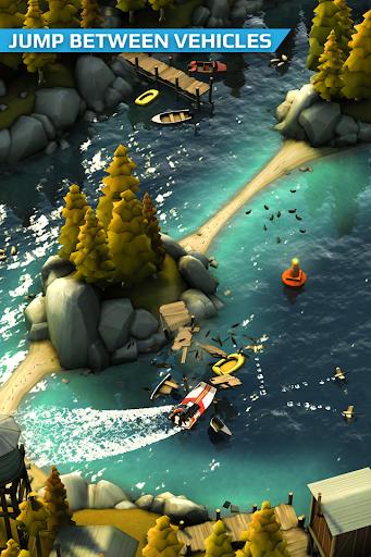 Smash Bandits Racing screenshot 5