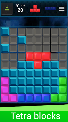 Quadris® - timeless puzzle screenshot 3