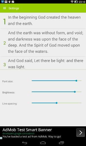 Bible screenshot 9