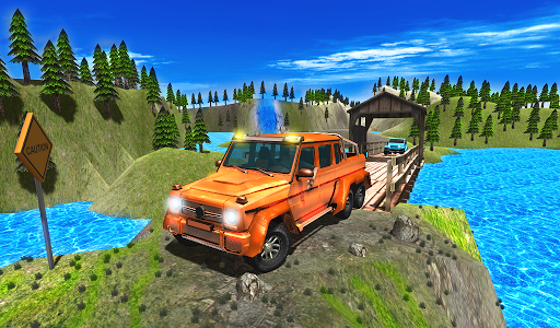 Offroad Racing 3D screenshot 3