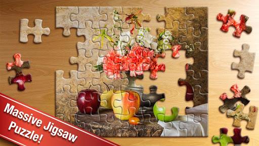 Jigsaw Puzzle 4 تصوير الشاشة