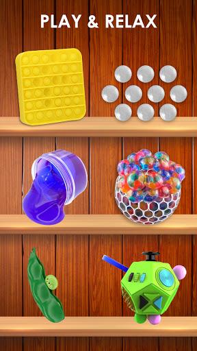 Fidget Toys 3D - Fidget Cube, AntiStress & Calm screenshot 2